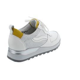 Waldläufer Hiroko, Sneaker, Memphis/Fakir/Denver, weiss / sonne, Weite H 364035-600-209