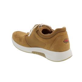 Rollingsoft Sneaker, Mesh Model / Samtchevreau, sattel, Wechselfußbett 46.946.32
