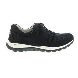 Rollingsoft Sneaker, Mesh / Nubuk, nightblue (S.w/blau), Wechselfußbett 46.966.46