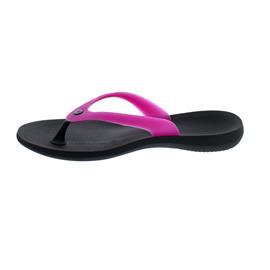 Wolky Beach Babes, Zehensteg-Pantolette,  Dark Pink 0120090-605