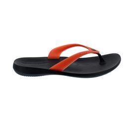 Wolky Beach Babes, Zehensteg-Pantolette,  Scarlett Red 0120090-526