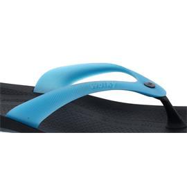 Wolky Beach Babes, Zehensteg-Pantolette,  Ice Blue 0120090-850