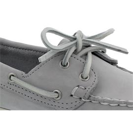 Sebago Docksides, Nubuck W, light grey, Women 71111IW-918