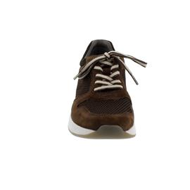 Rollingsoft Sneaker, Mesh Oval / Dreamvelour, whisky, Wechselfußbett 56.946.42