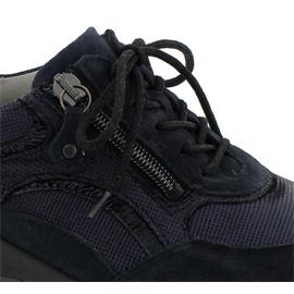 Waldläufer H-Clara, Sneaker, Velour Matura Brizu Taip., deepblue/notte, Weite H 939011-402-763