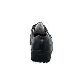 Waldläufer Hesna-Soft, Halbschuh, Memphis Lacestr. Taipei, schwarz 312H01-315-001