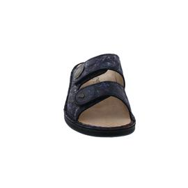 Finn Comfort Sansibar, Irpino (bedr. Nubukleder), darkblue, 2550-673048