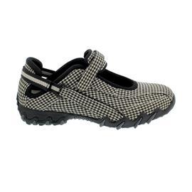Allrounder Niro, Sneaker, Square 12, , Black / Beige, N819
