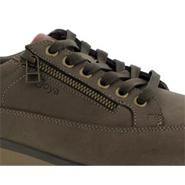Joya Bruno Brown, Halbschuh, Nubuck Leather, Textile, Senso-Sohle, Kategorie Emotion 192cas