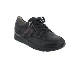 Waldläufer K-Ramona Sneaker, Bronx Bronx Moca, schwarz brunello, Weite K 626001-304-867