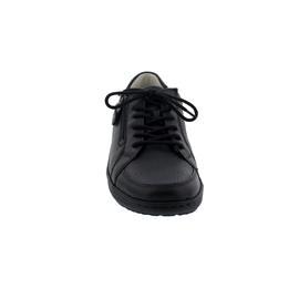 Waldläufer Hassi Halbschuh, Pigalle, schwarz Weite H 399015-172-001
