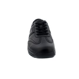 Joya David Black II Halbschuh, Full Grain Leather/ Textile, schwarz, Senso-Sohle 188cas