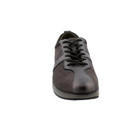 Joya Emma Grey Sneaker, Velour- / Full Grain Leather /  Textile, Air-Sohle, Kategorie Emotion, 873cas