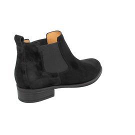 Gabor Chelsea-Boot, Dreamvelour, schwarz,  51.640.17