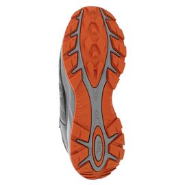 Joya Santiago STX (Sympatex), Grey / Orange, Textile,  Air-Sohle, Kat. Emotion 197out