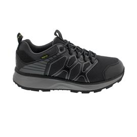 Joya Santiago STX (Sympatex) Sneaker, Black / Grey, Textile, Air-Sohle, Kat. Emotion 198out