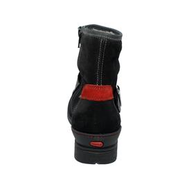 Wolky Nitra WP (Waterproof), Liverpool suede, Black,  Warmfutter 0764245-000