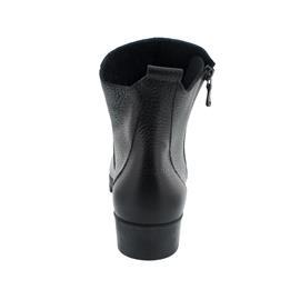Arche Lomage Bootie, Hopi (Glattleder), Noir (schwarz) Reißverschluss, Bootie