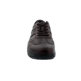 Joya David Dark Brown Halbschuh, Full Grain Leather / Textile, Senso-Sohle , Kat. Emotion 160cas