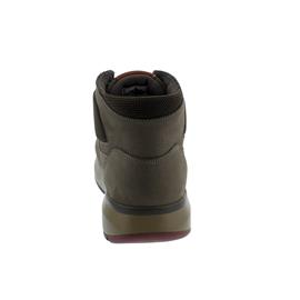 Joya Rudolf Brown Midcut Stiefel, Nubuck Leather/ Textile, Senso-Sohle, Kategorie Emotion 194boo
