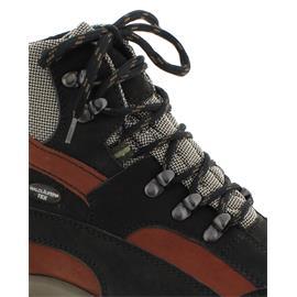 Waldläufer Holly Bootie, Waldläufer-Tex, Nubukleder/Torrix, schiefer/cotta/terra, Weite H 471900-911-914
