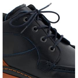 Wolky Zoom, Bootie, Forest leather (Glattleder),  Blue-brick 0485024-856