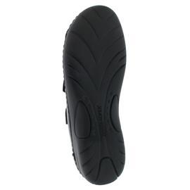 Waldläufer Gunna, Memphis / Taipei (Glatt / Lack), schwarz, Weite G, Pro-Aktiv-Fussbett 204501-604-001