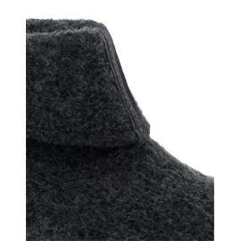 Stegmann Walk-Hüttenschuh, doppelt nutzbare Stulpe,  Wechselfußbett, Anthrazit