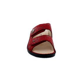 Finn Comfort Panay-S, Pantolette, Jardin (Leder), red 82540-701147