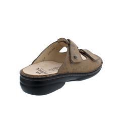 Finn Comfort Pattaya, Pantolette, Jardin (Leder), beige 2558-701006