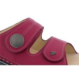 Finn Comfort Sansibar Pantolette, Pala (Leder), berry, 2550-391378
