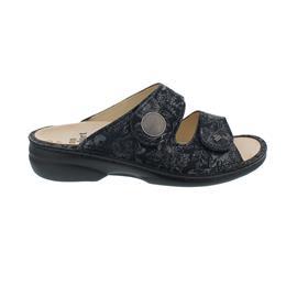Finn Comfort Sansibar - Pantolette, Jardin (Leder), anthracite, 2550-701452