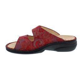 Finn Comfort Sansibar - Pantolette, Shibu (Leder), pomodore, 2550-657420