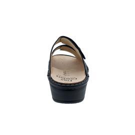 Finn Comfort Pisa - Pantolette, Chenile, nero, 2501-644144
