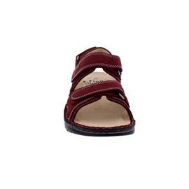 Finn Comfort Yuma Dynamo-Sandale, Tango (Leder), brick 1561-251151