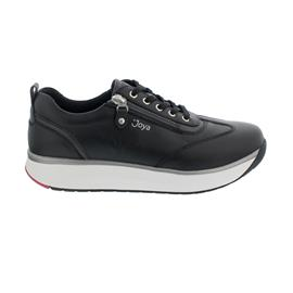 Joya Laura Black Sneaker, Premium Leather, Kategorie Emotion, Senso-Sohle, 883cas