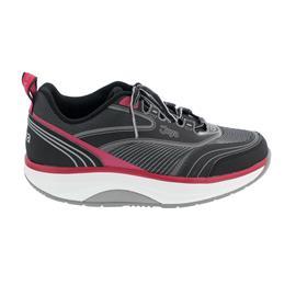 Joya ID Zoom II Black/Pink Sneaker, Textil / PU, CURVE-SOHLE, Kategorie Motion 880wal