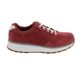 Joya Dynamo Classic W Dark Red, Sneaker, Leather/ Textile, Air-Sohle, Kat. Emotion 889sne