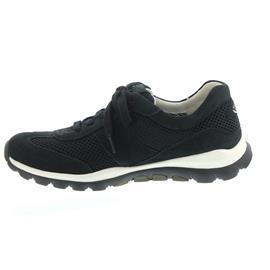 Rollingsoft Sneaker, Mesh / Nubuk, nightblue (S.w/blau), Wechselfußbett 06.966.46