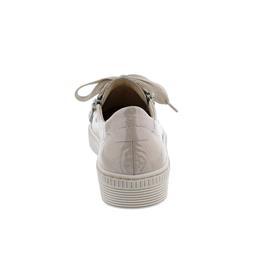 Gabor Sneaker, Best Fitting, Touch Lack, puder (beige), Schnür. u. Reißver., Wechselfußb. 63.334.91