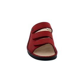 Finn Comfort Hellas - Pantolette, Kennedy, Red, 02620-702147