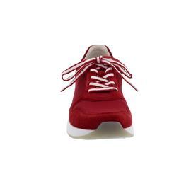 Rollingsoft Sneaker, Mesh Model / Dreamvelour, red, Wechselfußbett 66.946.58