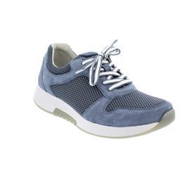 Rollingsoft Sneaker, Mesh / Dreamvelour, nautic, Wechselfußbett 66.946.34