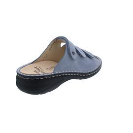 Finn Comfort Hellas - Pantolette, Lightblue, Nubuk, 02620-007453