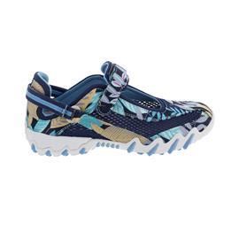 Allrounder Niro Sneaker , Klettverschluss, Fern 79/ Open Mesh 22, Medieval Blue/Medieval  N819
