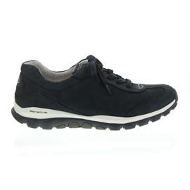 Rollingsoft Sneaker low, Nubuk, Nightblue, 66.965.46