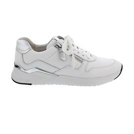 Gabor Sneaker, Best Fitting, Cervo/ Lamina, Schnür. u. Reißver., Wechselfußb. 63.480.21