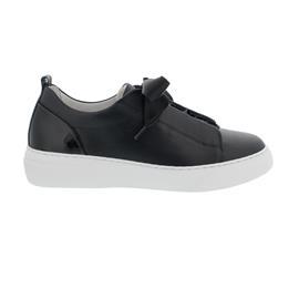 Gabor Sneaker, Nappa/Lack, schwarz, Best Fitting, Wechselfußbett 63.315.27