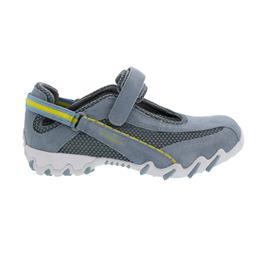 Allrounder Niro, Sneaker, Klettverschluss, C. Suede 91/ Super Mesh 68, Santorini N819