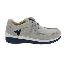 Wolky Time Halbschuh, Antique nubuck, Light Grey, 0485311-206